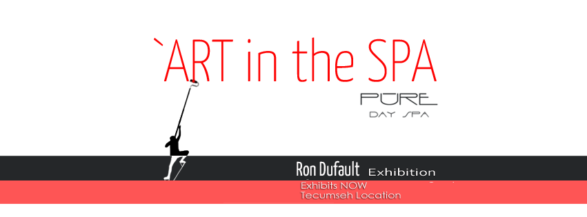 Ron Dufault Art Pure Day Spa