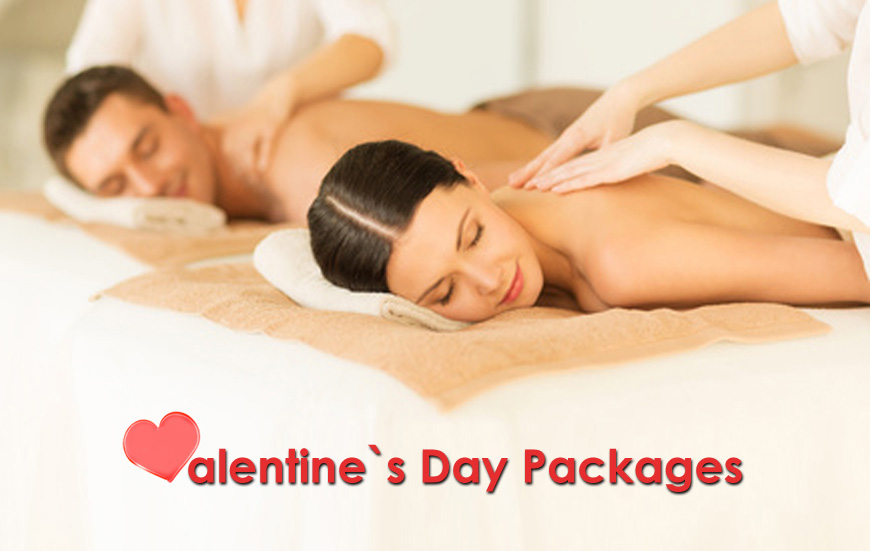 Valentine`s Day Packages
